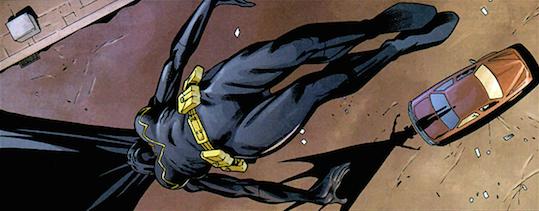 Batman Jeux de Guerre Batgirl