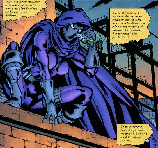 Batman Jeux de Guerre Spoiler