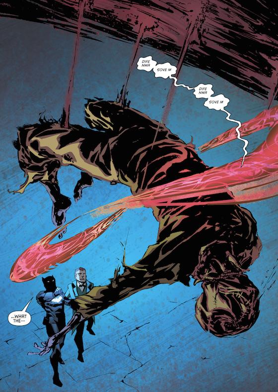 Batman Eternal Batwing