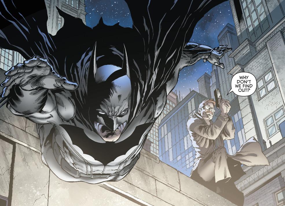 Batman Eternal Gordon