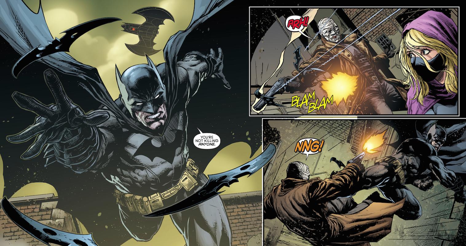 Batman Silence Spoiler