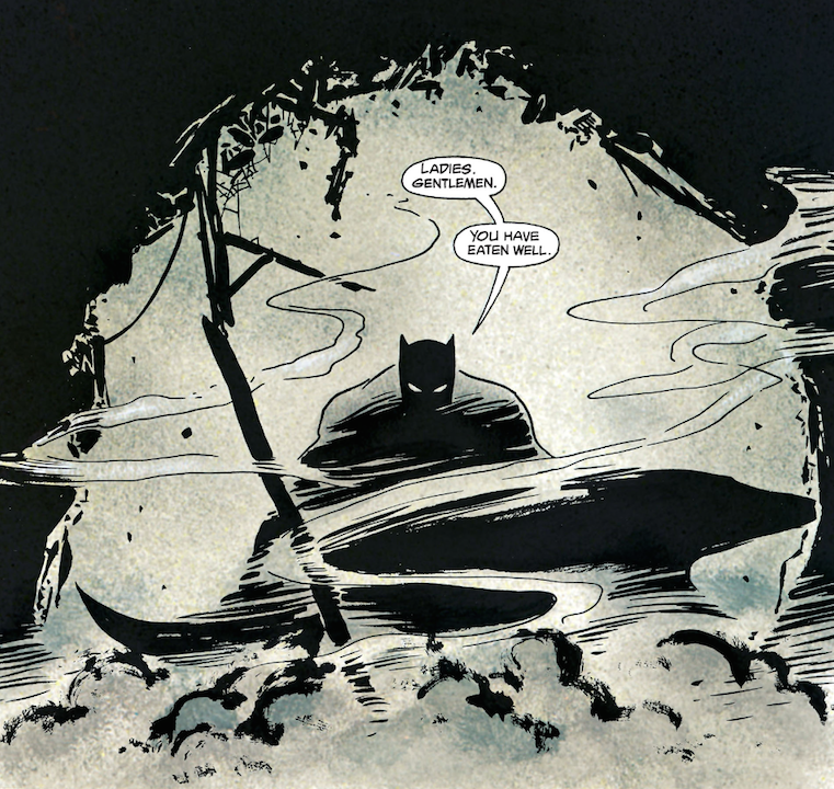 Batman Year One Année Un
