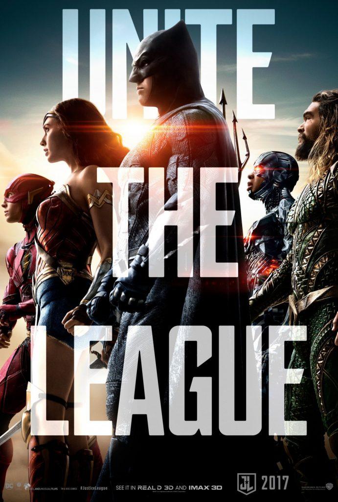 Unite the Justice League