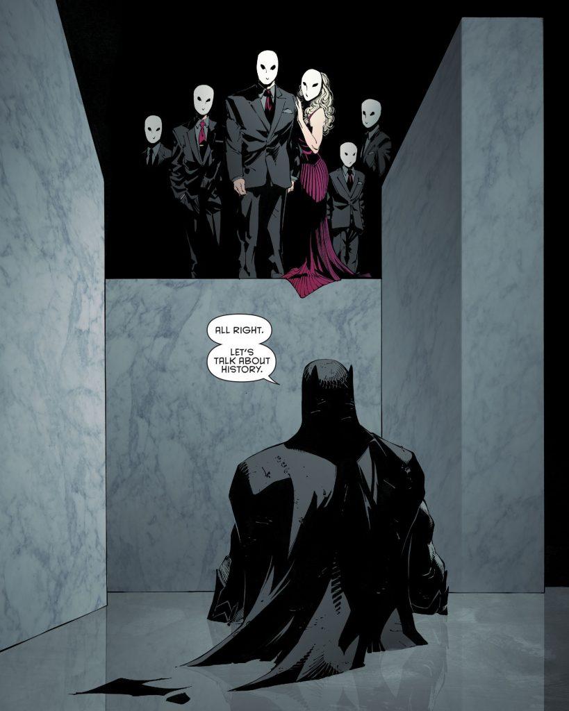 Batman Ergot Hiboux
