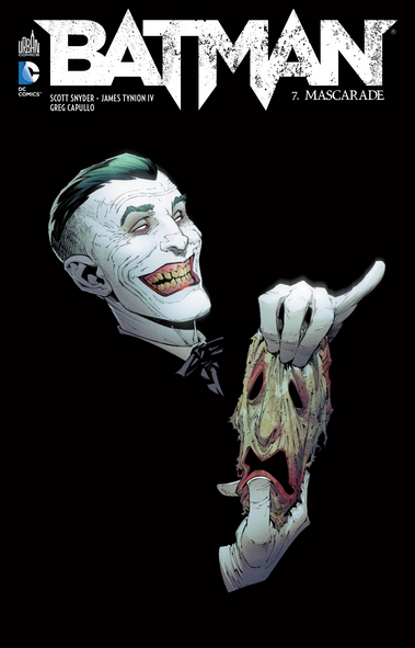 Batman Mascarade Endgame Fini de Jouer Tome 7