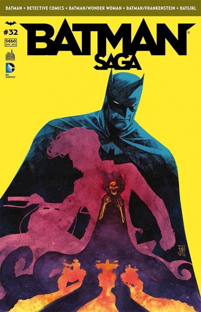 Batman Saga 32 Icare