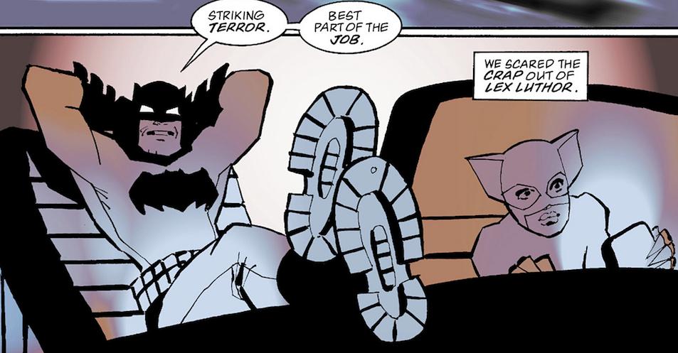 DK 2 Batman Catgirl