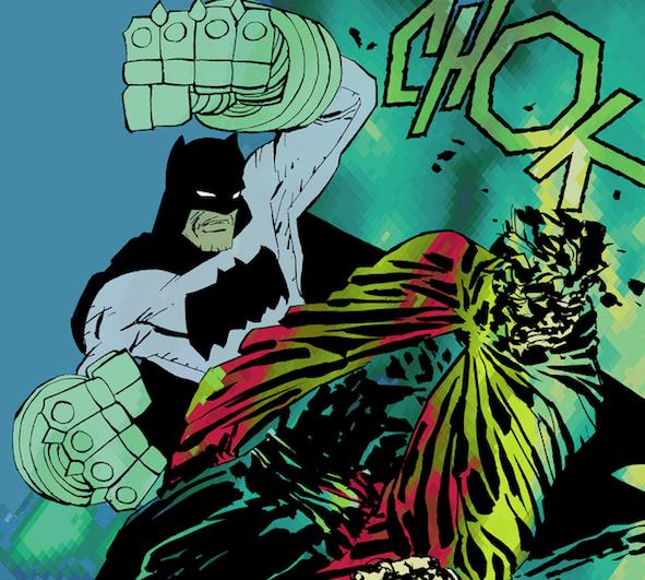 DK 2 Batman Superman