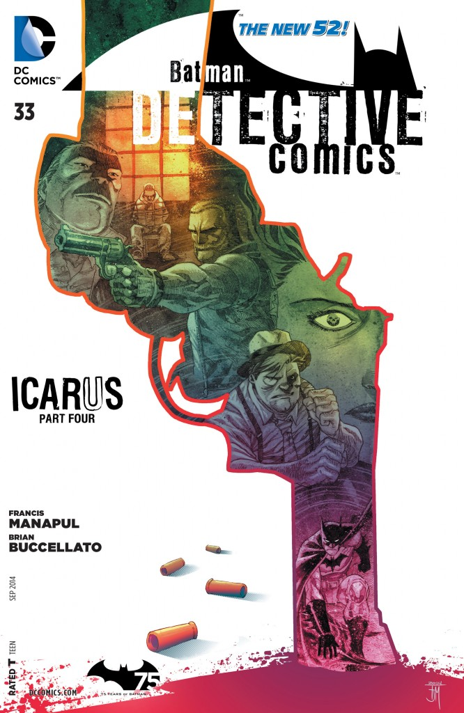 Detective Comics 33 Icare Icarus