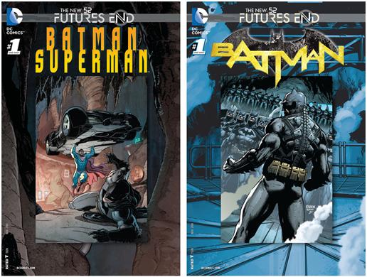 Futures End 01 Batman Superman
