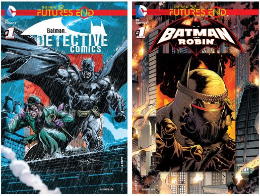 Futures End 02 Detective Comics Batman & Robin