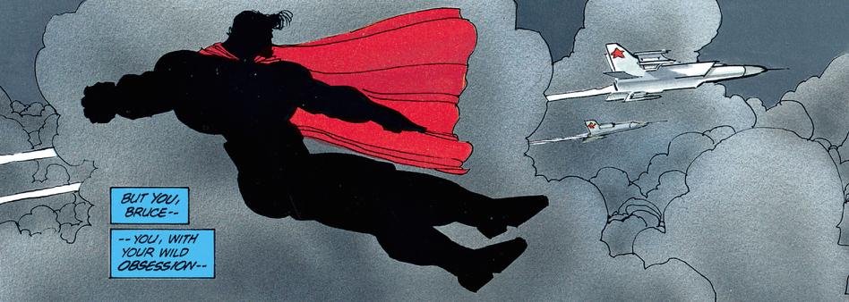 The Dark Knight Returns - Superman