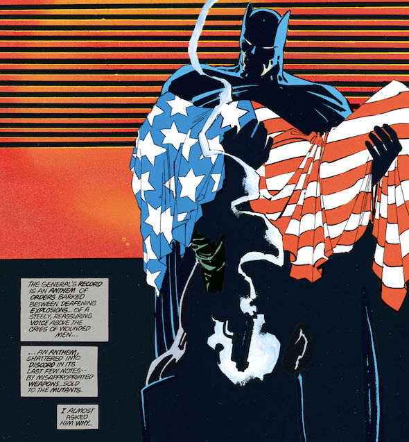 The Dark Knight Returns - USA