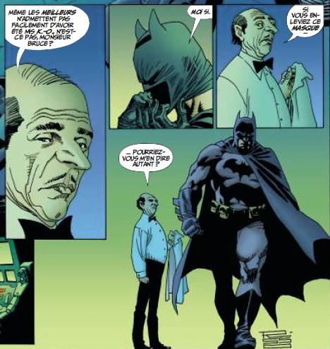 Batman Haute Pegre