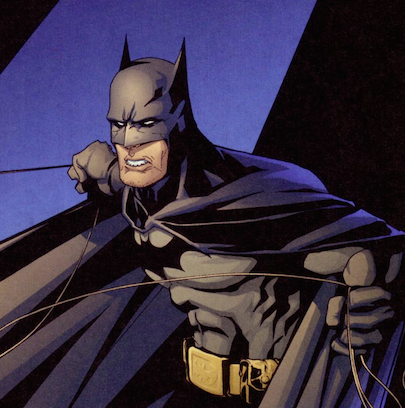 Vol de Corbeau Batman