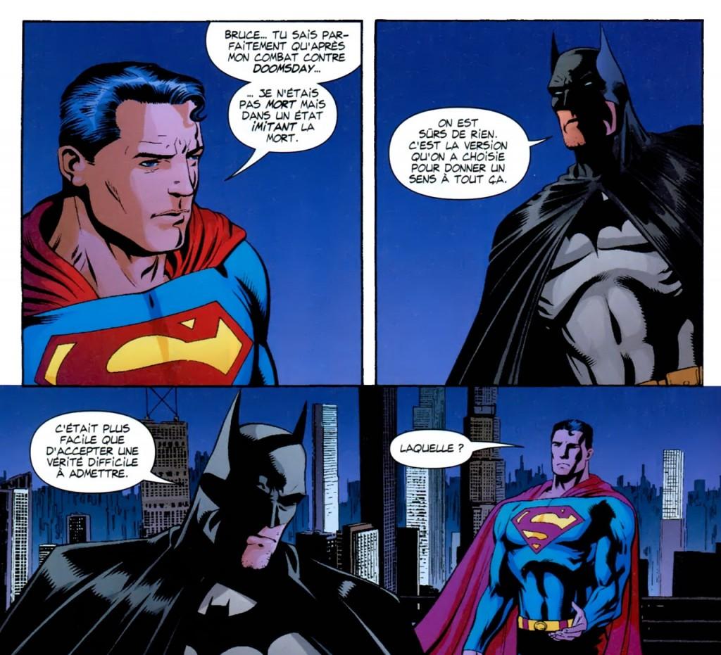 Batman Red Hood Superman