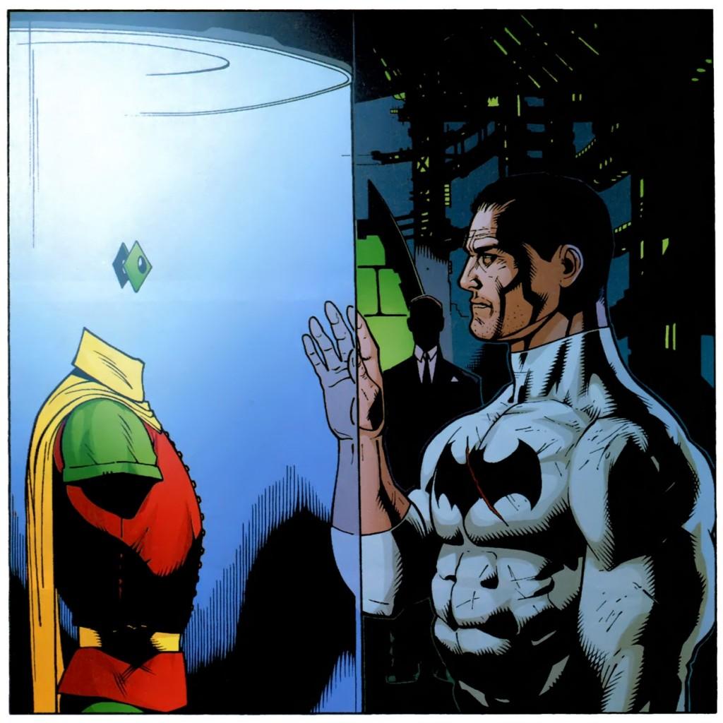Batman Robin Jason Todd