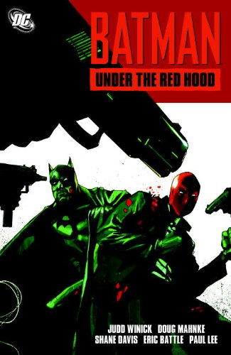 Batman Under The Red Hood