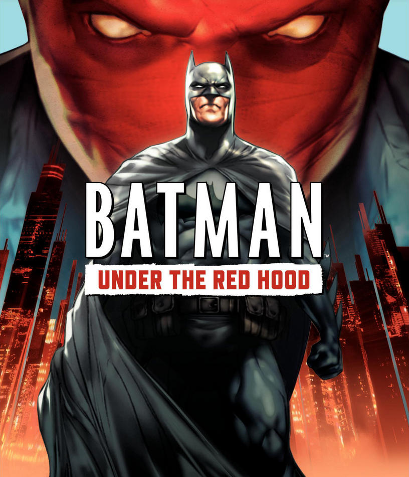 Batman Under the Red Hood Film