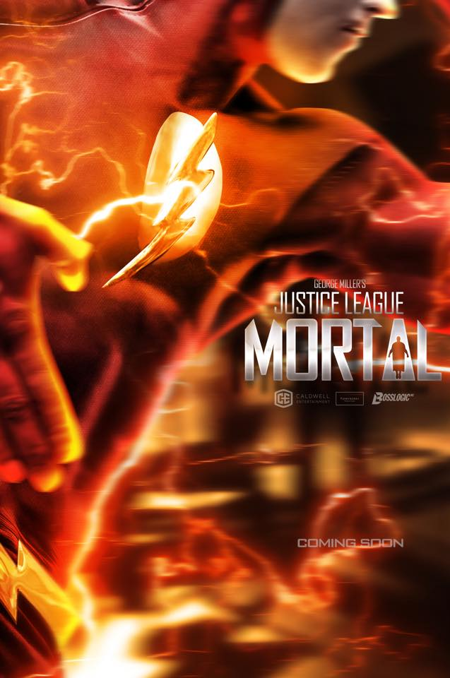 Justice League Mortal Flash