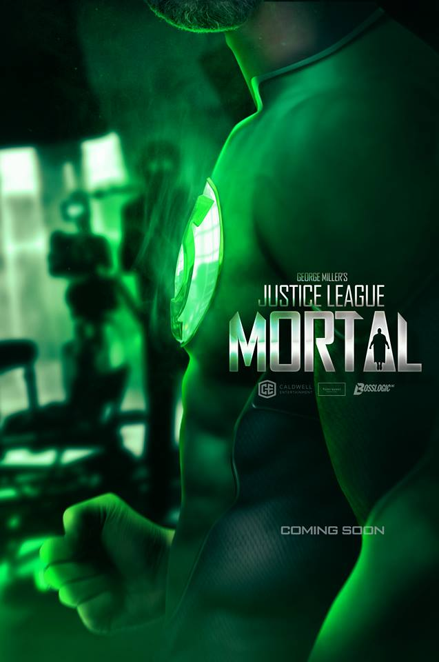 Justice League Mortal Green Lantern