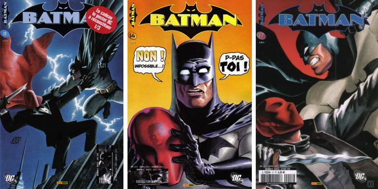 vente en ligne style actuel large choix de couleurs et de dessins Under the Red Hood – Comics Batman
