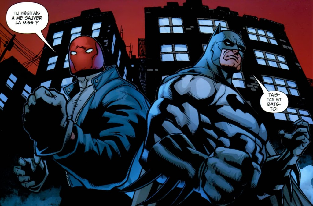Red Hood & Batman