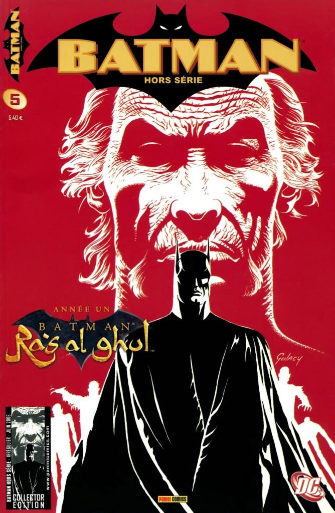 Batman Ras al Ghul Année Un