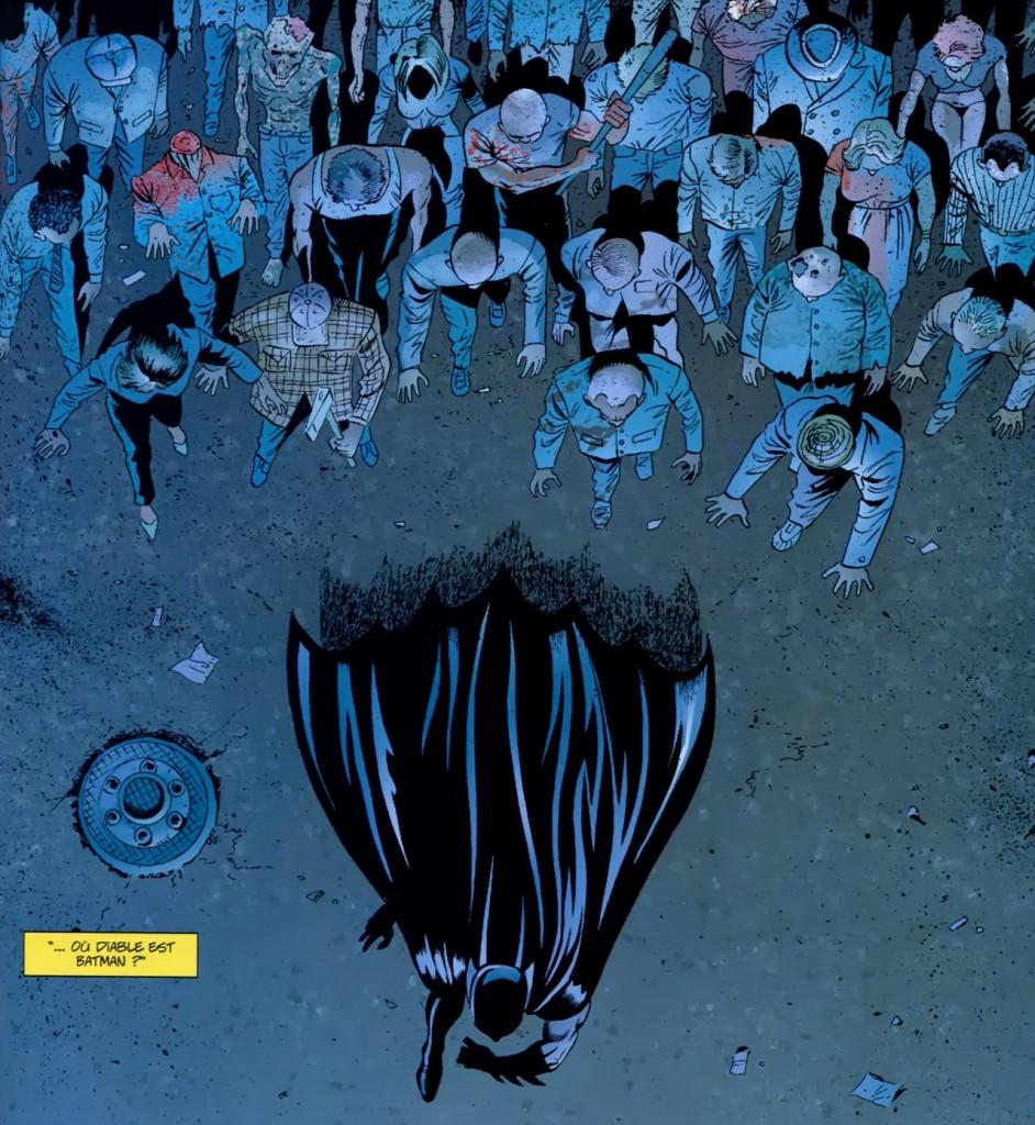 Batman Ras al Ghul Annee Un Zombies