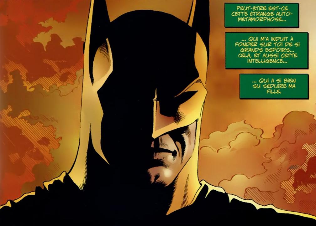 Batman Ras al Ghul Annee Un