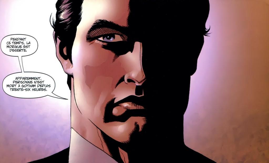 Bruce Wayne Ras al Ghul Année Un