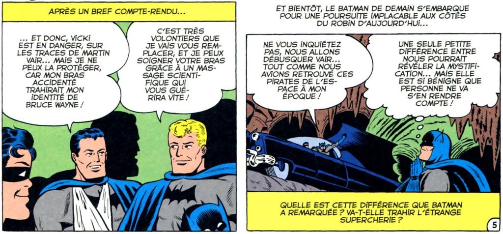 Batman Brane Taylor
