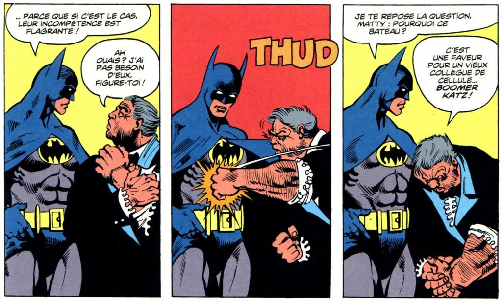 Batman Miller 1980
