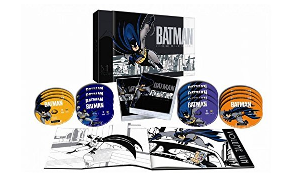 Batman Dessin Animé Serie Coffret DVD Integral
