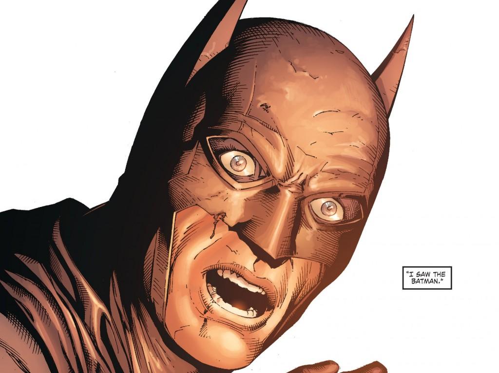 Batman Terre Un