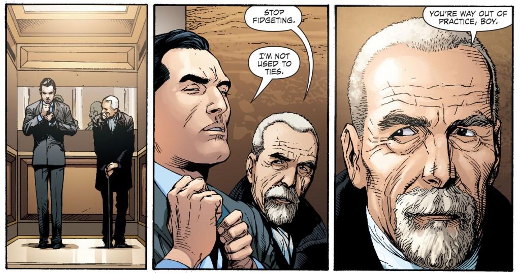 Batman Terre Un Alfred