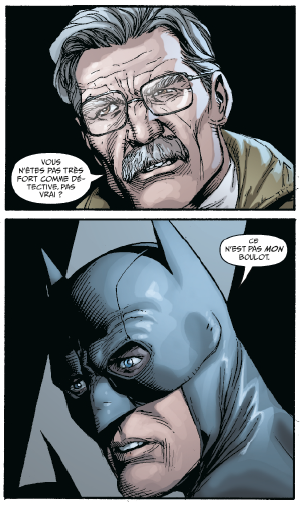Batman Terre Un Gordon