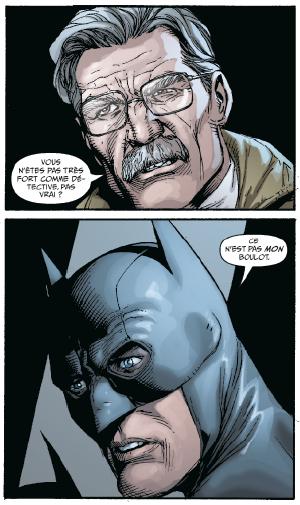 Batman Terre Un Gordon