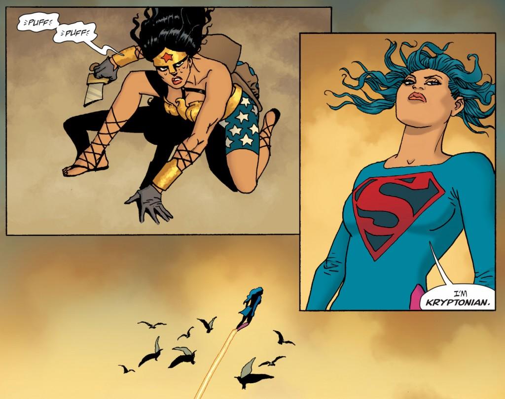 DK3 Wonder Woman Lara