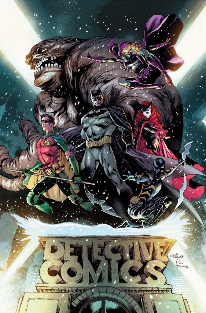 Detective Comics 934