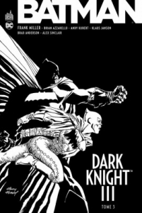 Batman Dark Knight III Tome 03