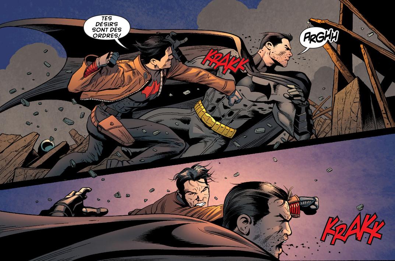 Batman & Red Hood