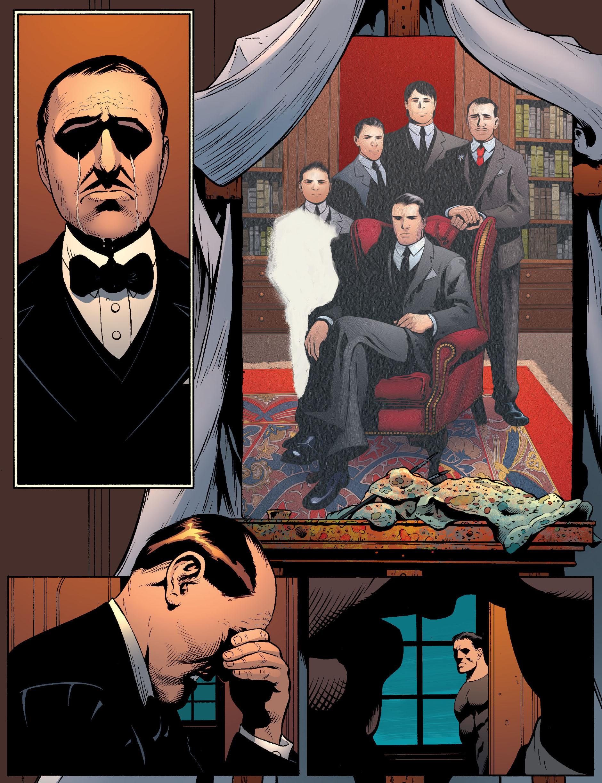 Batman & Robin Requiem Alfred
