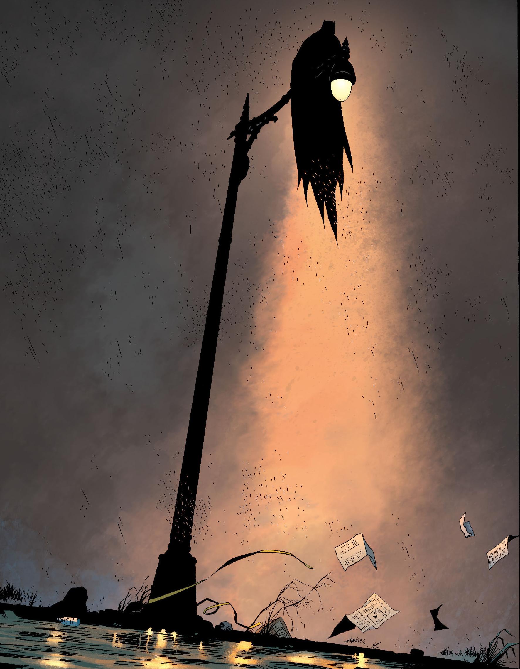 Batman & Robin Requiem Crime Alley