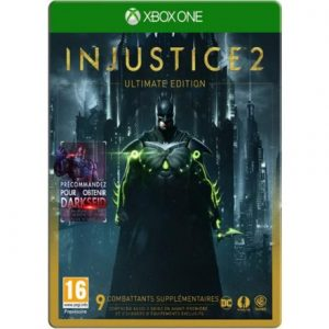 Injustice 2 Xbox Onejpg