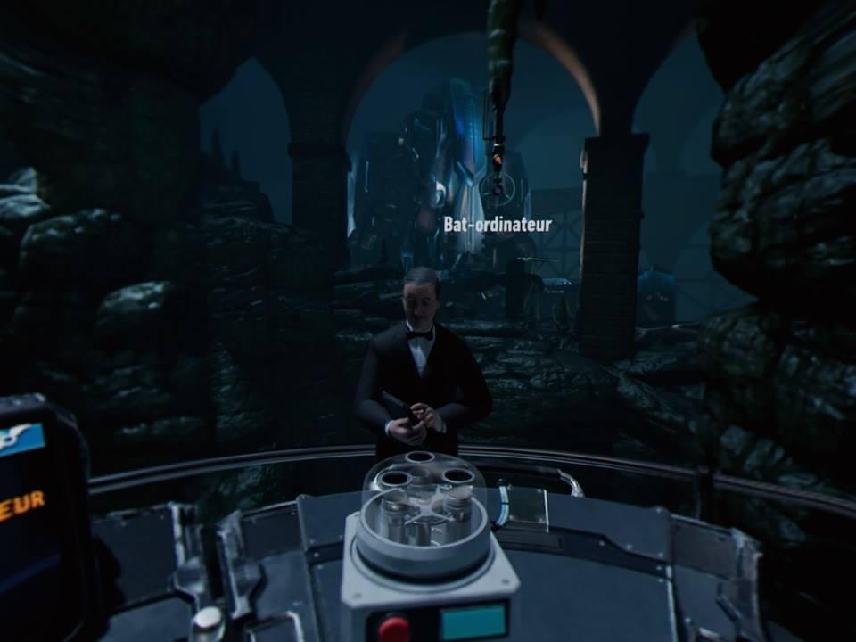 Arkham VR Alfred