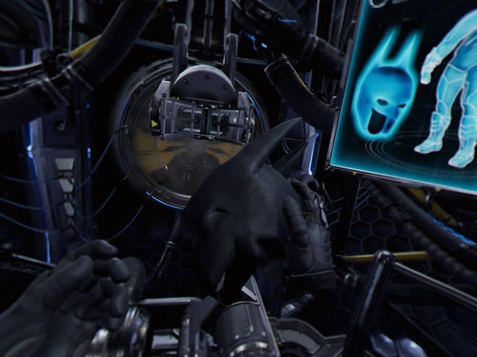 Arkham VR Batman