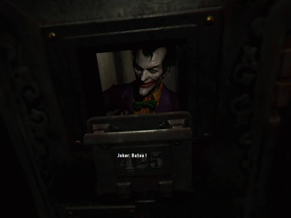 Arkham VR Joker Batou