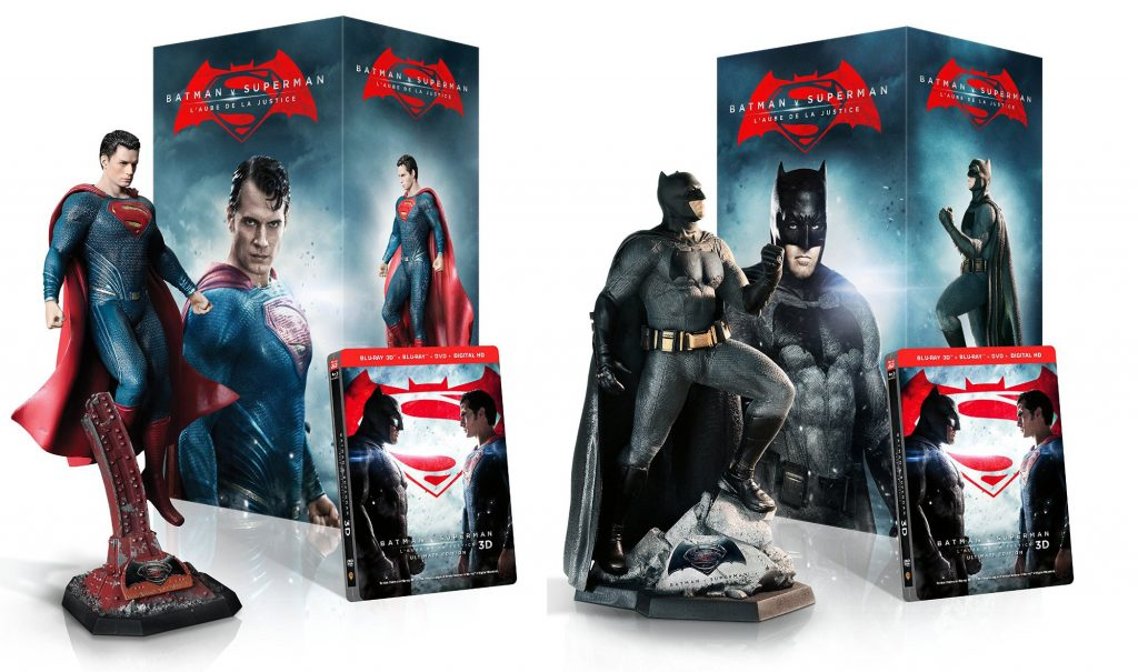 Batman V Superman DVD Collector