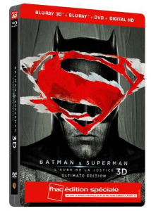 Batman V Superman FNAC Special OST